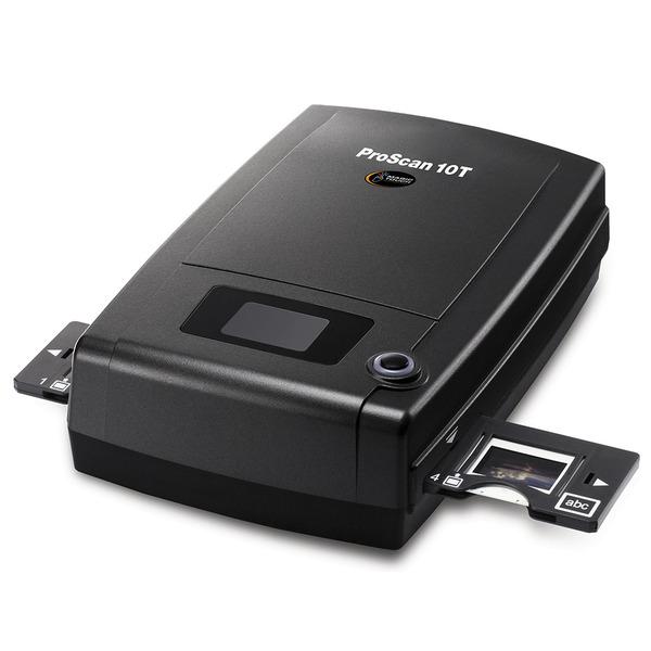 reflecta Dia- und Negativscanner ProScan 10T, 10.000 dpi