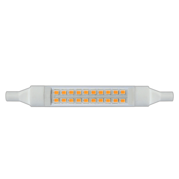 LEDmaxx 9-W-R7s-LED-Lampe, warmweiß, 118 mm