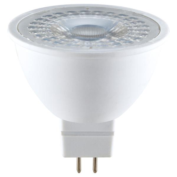 Müller Licht 6,5-W-GU5,3-LED-Lampe, warmweiß, 12 V AC, 95 Ra
