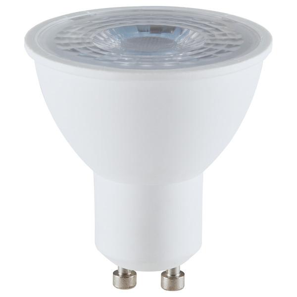 Müller Licht 6,5-W-GU10-LED-Lampe, warmweiß
