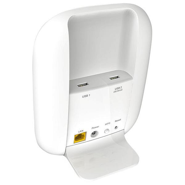 QIVICON Home Base 2.0, Zentrale für Hausautomation