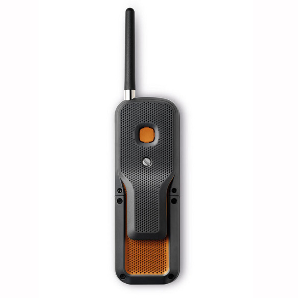 Motorola schnurloses Outdoor-DECT-Telefon O211, IP67, mit Anrufbeantworter, orange/grau