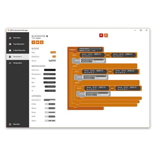 mediola AIO Gateway V5 Plus inkl. AIO CREATOR NEO mediola GW und Automation Manager GAT-5040T