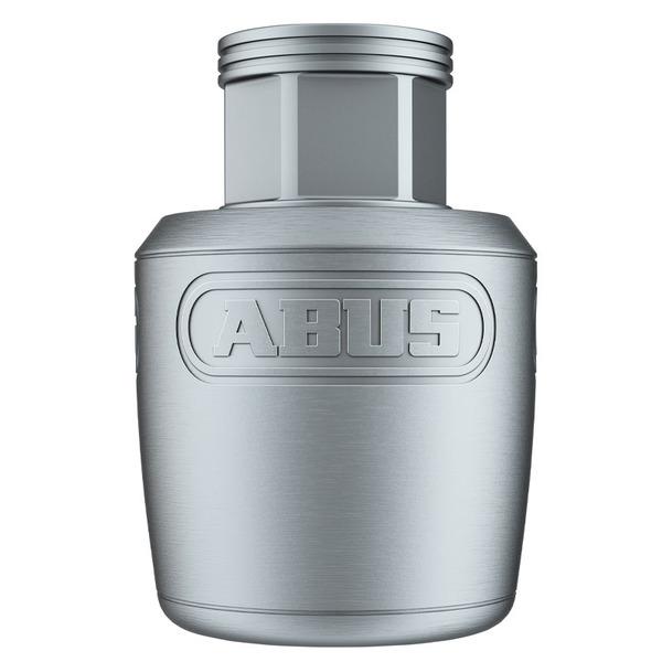 ABUS NutFix Fahrrad-Laufrad-Schloss M10, silber