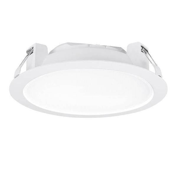 Enlite Lighting Essentials 30-W-LED-Downlight, warmweiß, IP4