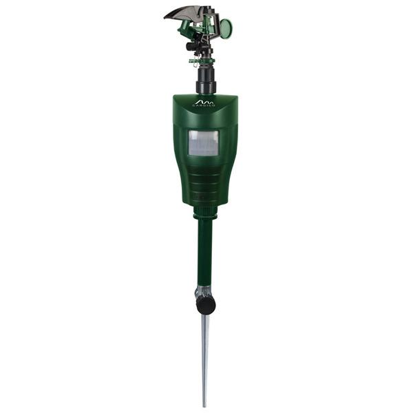 Gardigo Wasser-Tierabwehr Wasserblaster mit Batteriebetrieb