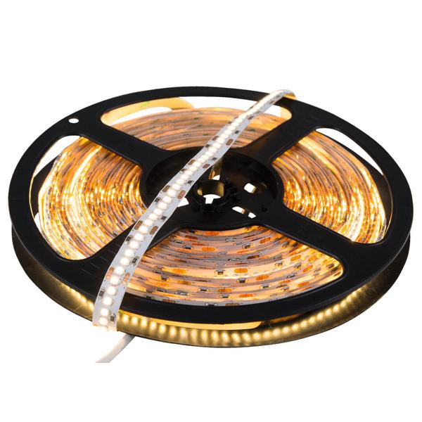 10-m-LED-Streifen, warmweiß, 24 V DC, IP20