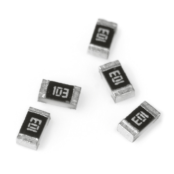 "Velleman SMD ""E12""-Widerstands-Set 0603"