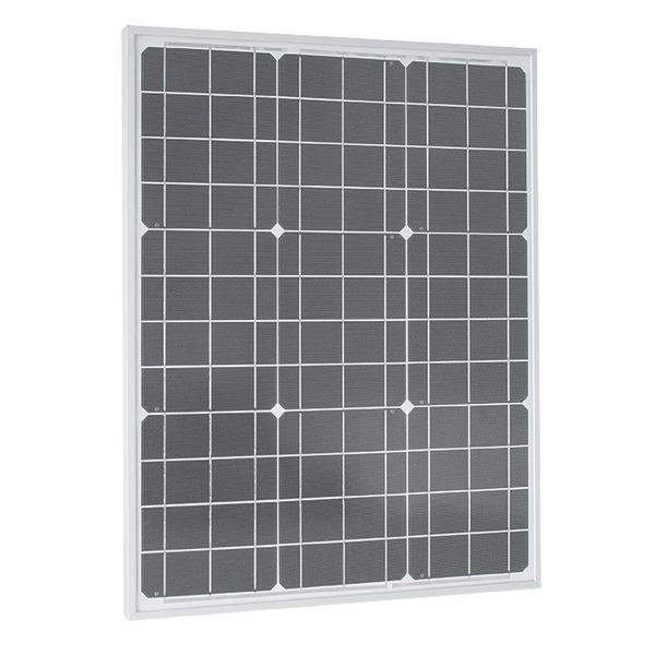 Phaesun Monokristalline Solarmodul Sun Plus 50 S, 12 V, 50 W