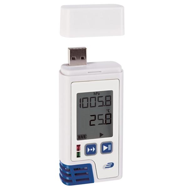 Dostmann electronic  USB-Datenlogger LOG220 für Temperatur, Feuchte und Druck