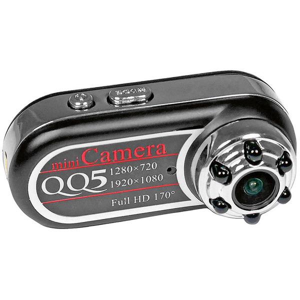 Kulig Security Full-HD Minikamera QQ5, 1920 x 1080p