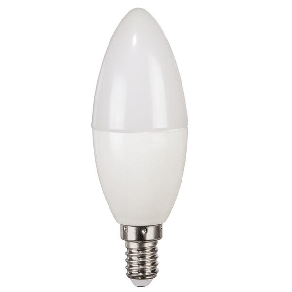 XAVAX 6,9-W-LED-Kerzenlampe, warmweiß