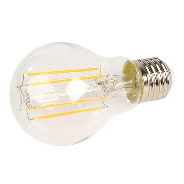 ELV FL PREMIUM A60 7-W-Filament-LED-Lampe E27, warmweiß