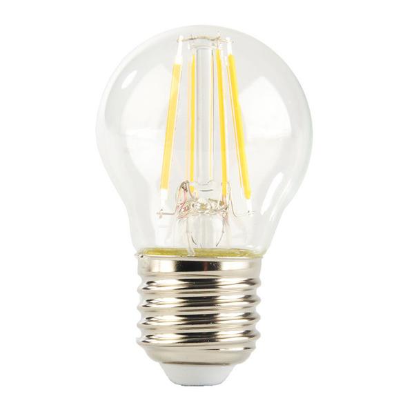 ELV FL PREMIUM P40 4-W-LED-Tropfenlampe E27, warmweiß