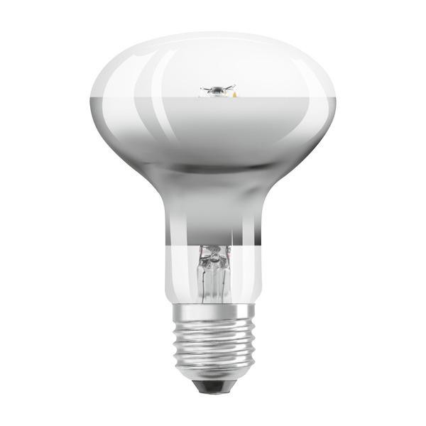OSRAM LED SUPERSTAR 7-W-R80-LED-Reflektorlampe E27, warmweiß, dimmbar