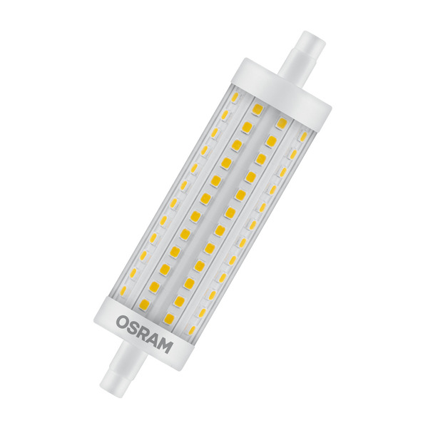 OSRAM LED SUPERSTAR 14-W-R7s-LED-Lampe 118 mm, warmweiß, dimmbar