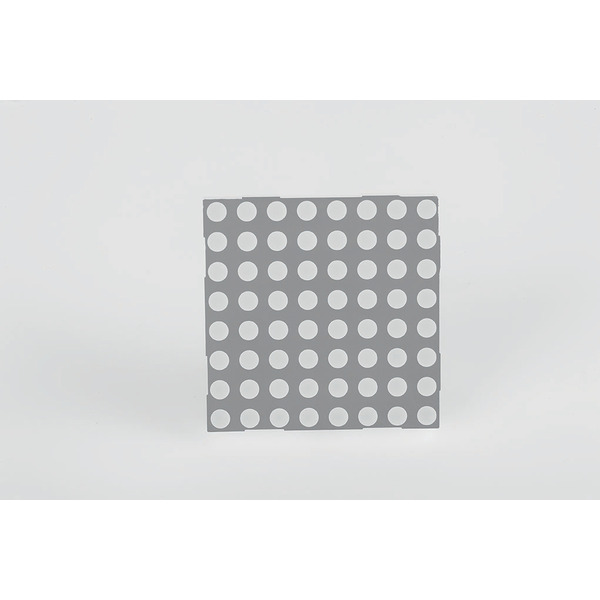 opto devices 8 x 8 LED Dot Matrix Display OM23881BUHR-21-L5.1, rot,  58,34 mm