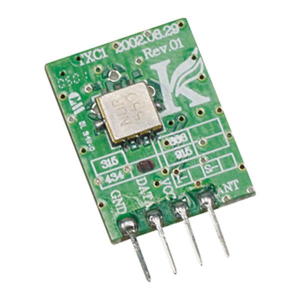 Velleman HF-Sendemodul TX433N1, 433,92 MHz
