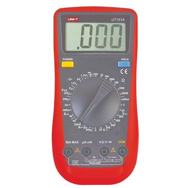 Uni-Trend Multimeter UT151A