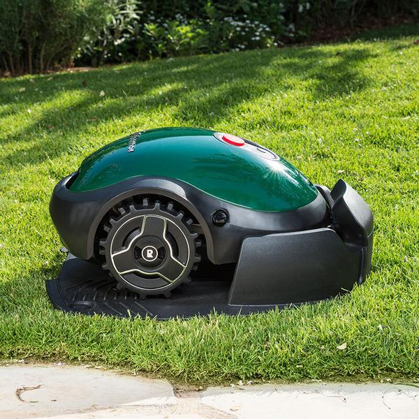 Robomow Mähroboter RX20u für kleine Rasenflächen, mit Wochenprogramm