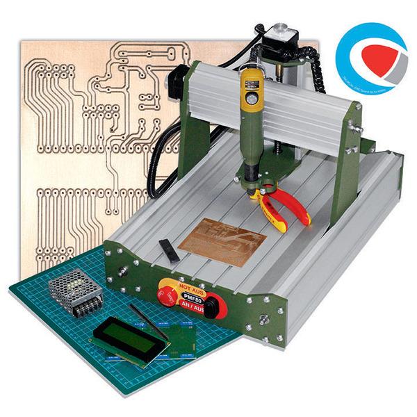 GoCNC Next 3D CNC-Maschine NANO PMF80, Bausatz