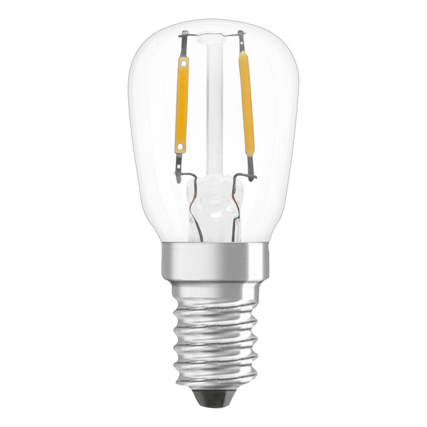 OSRAM LED STAR 1,3-W-T26-LED-Lampe E14, warmweiß