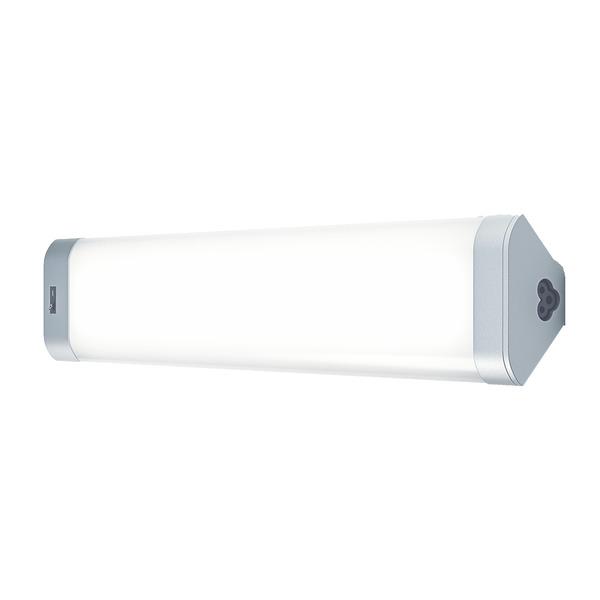 OSRAM Linear LED Corner 12-W-LED-Unterbauleuchte mit Schalter, 50 cm, warmweiß