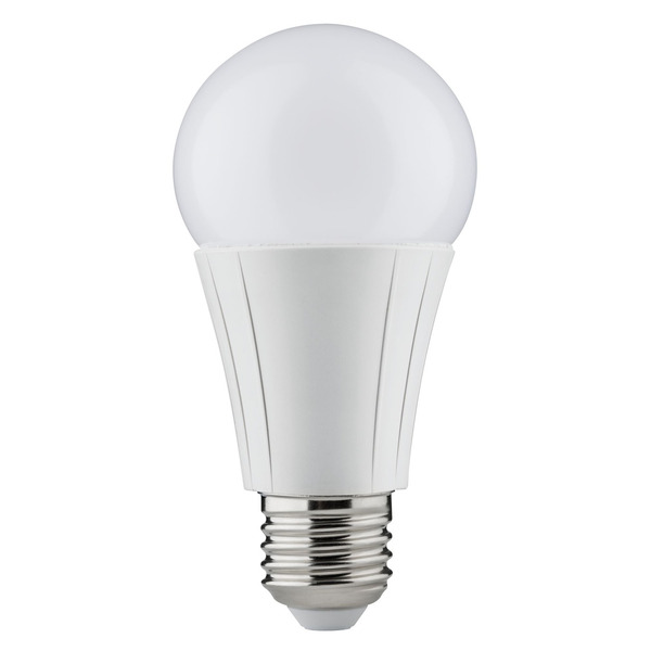 Paulmann SmartHome ZB Soret 7,5-W-RGBW-LED-Lampe E27, Opal, dimmbar
