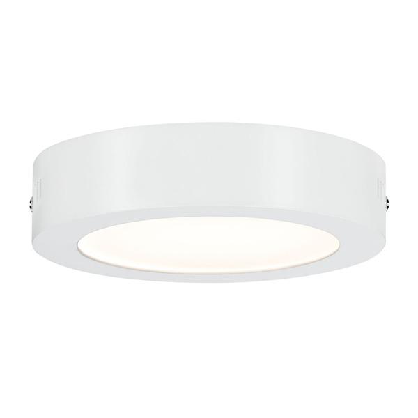 Paulmann SmartHome ZB Cesena 17-W-LED-Panel, TunableWhite, weiß matt