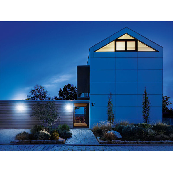 Steinel Sensor-LED-Flutlichtstrahler XLED Home 2, schwarz, Z-Wave