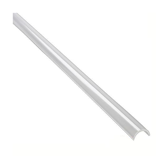 Barthelme Abdeckung klar für 1-m-LED-Aluprofil GARgano