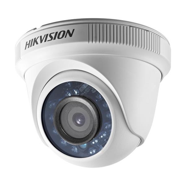 HIKVISION HD 720p IR Domekamera für den Innenbereich DS-2CE56C0T-IRPF (2,8)