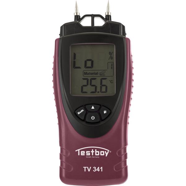 testboy Feuchtemessgerät TV 341