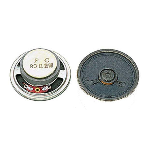 Velleman Kleinlautsprecher 66 mm, 8 Ohm, 0,25~2 W