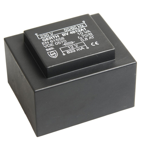 GERTH Transformator 4830-2 (2 x 333 mA)
