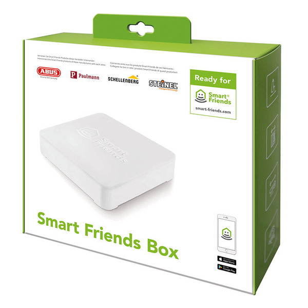 Smart Friends Box Smart-Home-Zentrale (Universal-Gateway)