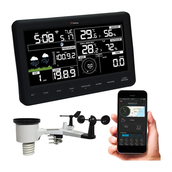 Ventus WiFi-Wetterstation W830, inkl. Sensorset