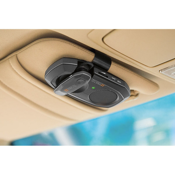 Technaxx Bluetooth-Freisprecheinrichtung BT-X30, mit abnehmbaren Bluetooth-Headset
