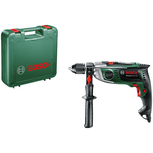 Bosch AdvancedImpact 900 Schlagbohrmaschine mit Kickback Control, 900 W
