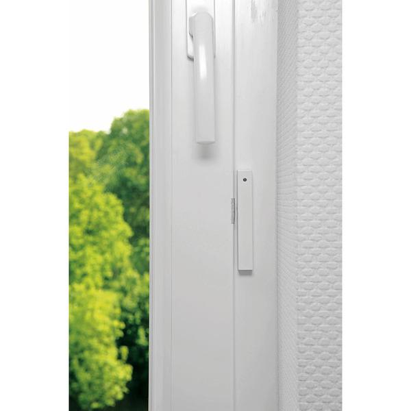 ELV Homematic Komplettbausatz Funk-Tür-/Fensterkontakt, optisch HM-Sec-SCo, für Smart Home / Hausaut