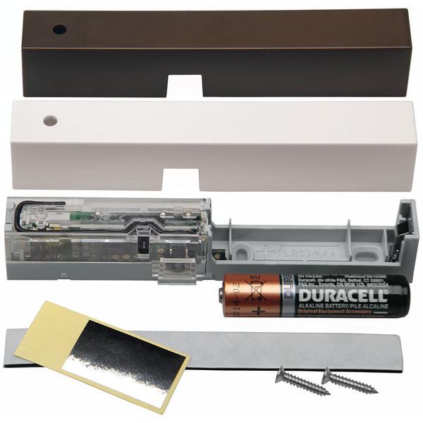 Homematic Funk-Tür-/Fensterkontakt, optisch HM-Sec-SCo für Smart Home / Hausautomation