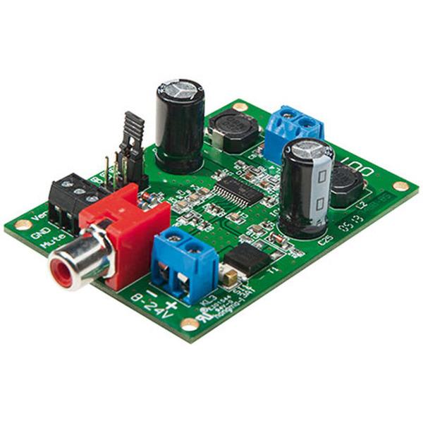 ELV 25-W-Mono-Digitalverstärker DA25, Komplettbausatz