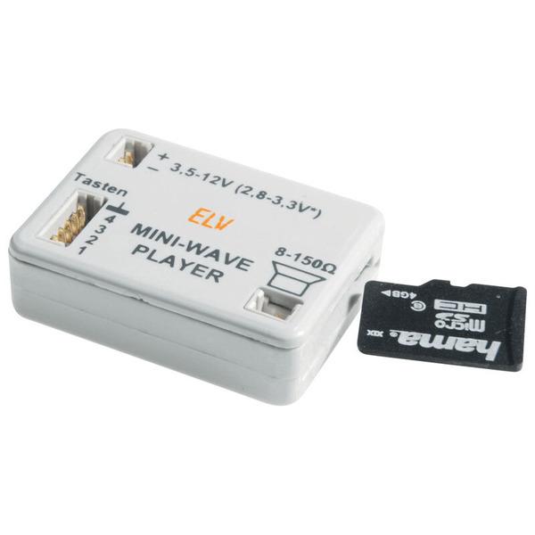 ELV Mini Wave Player MWP1, Komplettbausatz
