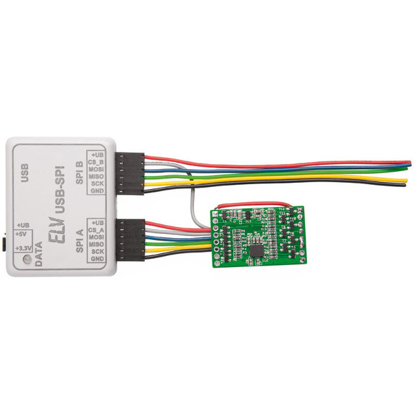ELV USB-SPI-Interface USB-SPI, Komplettbausatz