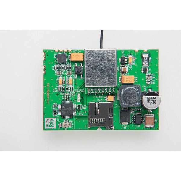 ELV Homematic Komplettbausatz Funk-Gong-Modul MP3 mit microSD-Karten-Slot HM-OU-CM-PCB, für Smart Ho