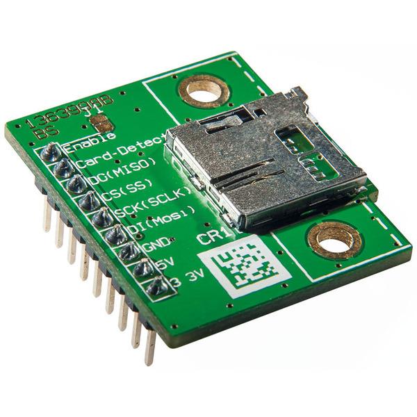 Micro SD-Karten Adapter MSDA1, Komplettbausatz