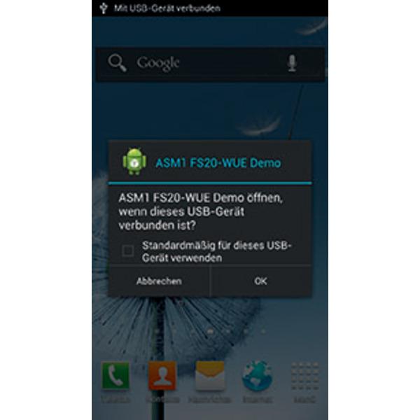 ELV Android-Schnittstellen-Modul ASM1, Komplettbausatz