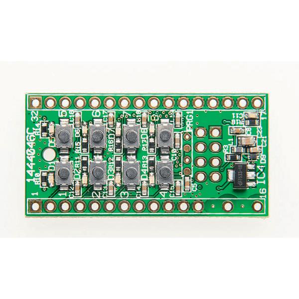 ELV Homematic Komplettbausatz 8-Kanal-Empfangsmodul HM-MOD-Re-8, für Smart Home / Hausautomation
