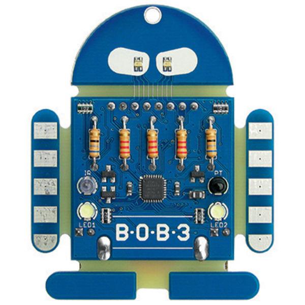 nicai systems Roboterbausatz B-O-B-3