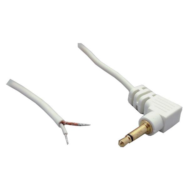 BKL Electronic Audio-Anschlusskabel, geschirmt, Klinkenstecker 2,5 mm mono